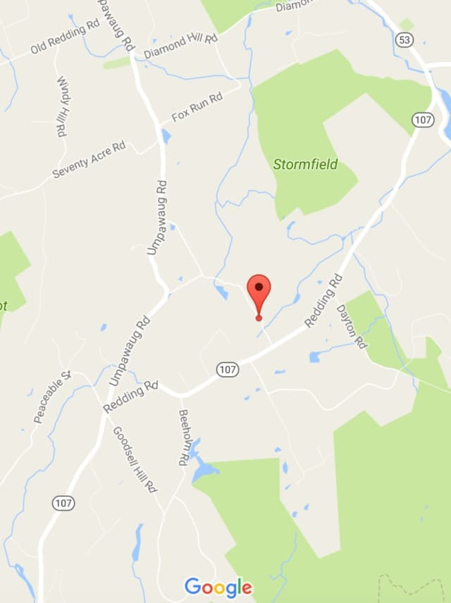 Firefighters knocked down a blaze at a home at 11 Wayside Lane in Redding off Route 107, according to the Connecticut Post.