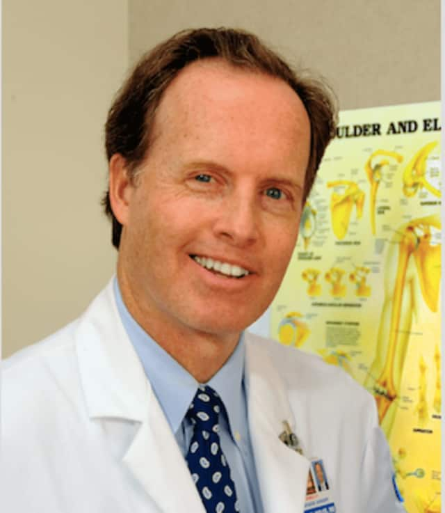 Dr. Scott Wolfe of Greenwich received the Kappa Delta Elizabeth Winston Lanier Award, which is presented to investigators who make key discoveries leading to major advances in the field of orthopedics.