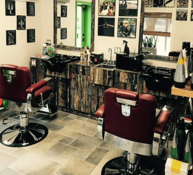 Men can get a haircut, shave or color treatment at a new barbershop called Noland For Men in Greenwich. It is within walking distance of Greenwich downtown and parking areas.
