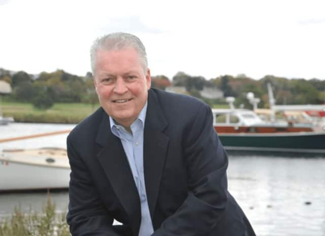 Fairfield First Selectman Michael Tetreau will look a lot different come Friday.
