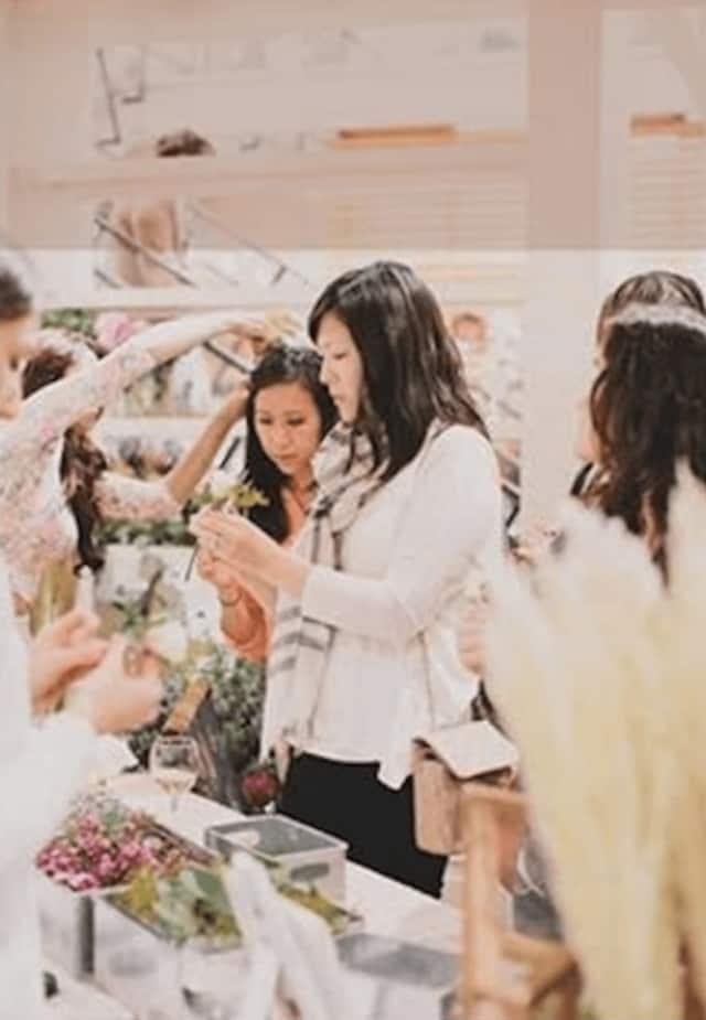 BHLDN is hosting a free wedding fair April 13 in Westport.