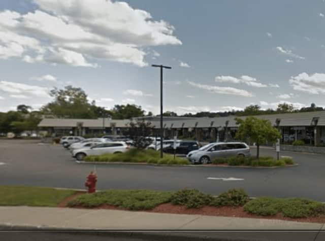 Yorktown Green Shopping Center in Yorktown Heights.