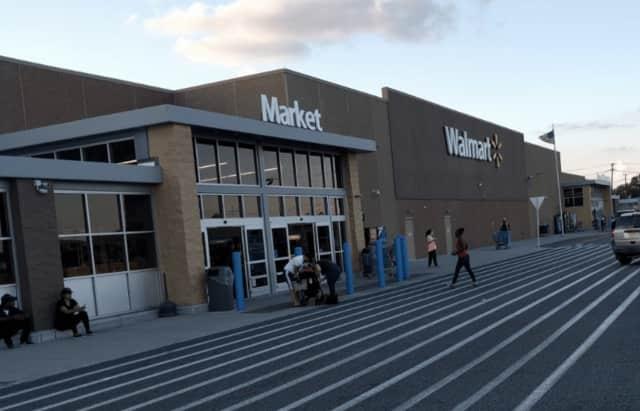Walmart Teterboro Landing.
