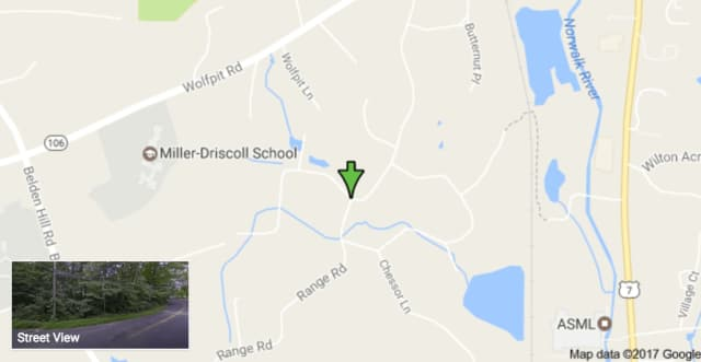 The crash occurred on Range Road near Bittersweet Trail in Wilton, police said.