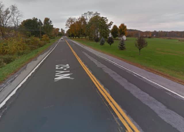 A serious head-on crash has occurred on Route 52 at  Stormville Moutain Road.