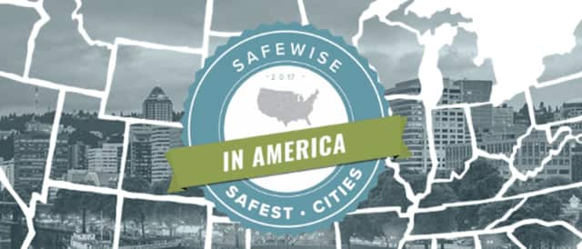 Safewise ranked the nation's Top 100 safest cities.