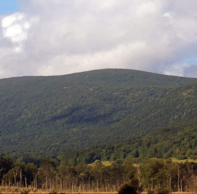 Brace Mountain in North East, Dutchess.