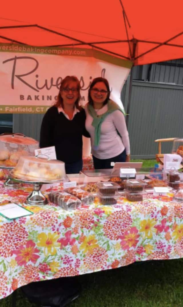 Riverside Baking Co. made their debut at the Greenfield Hill Farmers Market in 2016.