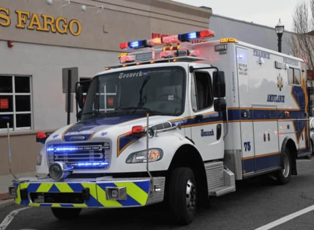 Teaneck's rigs will soon be equipped with electric stretchers and loading systems.