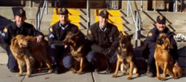 A donation from Odin's Fund will outfit K9 Units in the Dutchess County Sheriff's Office with Narcan Cases.