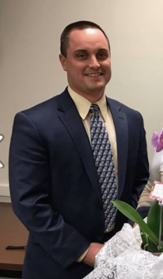 Anthony Calabrese is Fairfield's new Parks & Recreation director.