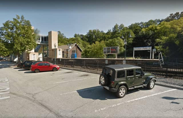 An emotionally disturbed person was reported at the Croton Falls Metro-North station.