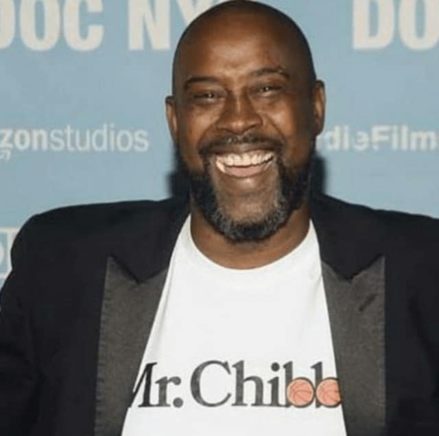 """Former New Jersey Nets all star Kenny Anderson stars in """"Mr. Chibbs."""""""