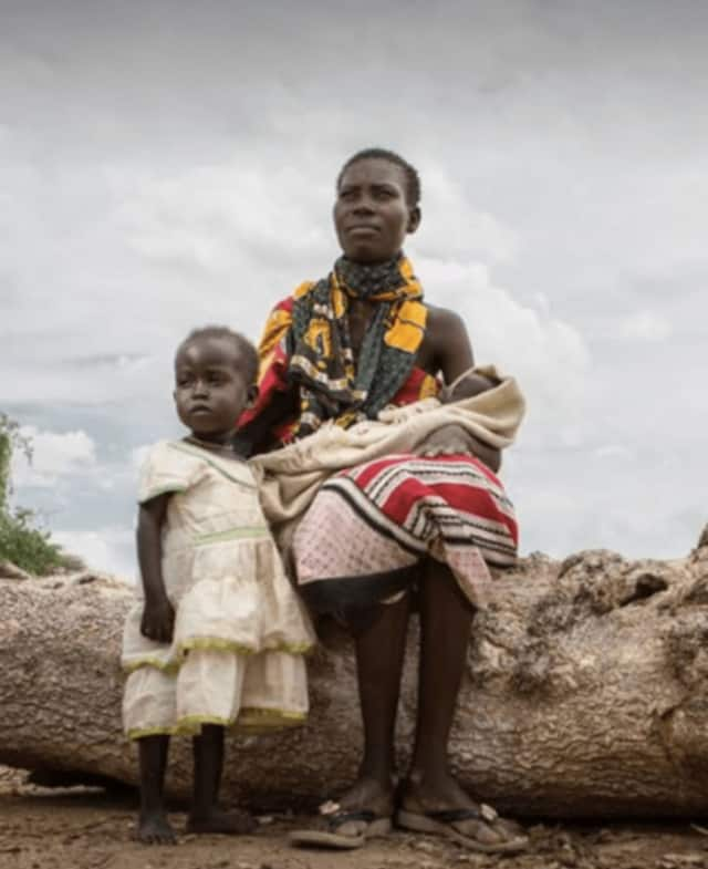 Fairfield-based Save the Children wants you to go lunch-less to help children and families in drought-ravaged East Africa.