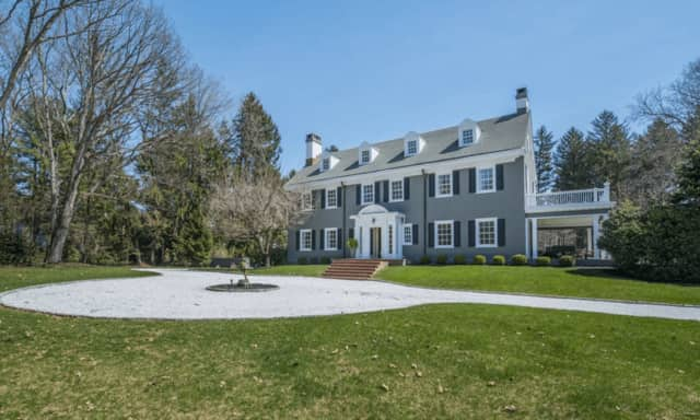 Bernard Lamb's former Ho-Ho-Kus home is for sale.