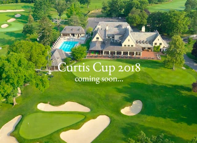 The Curtis Cup is coming to Scarsdale, but golfers looking to play a round at the historic Quaker Ridge Golf Club will have their opportunity to play for charity in July.