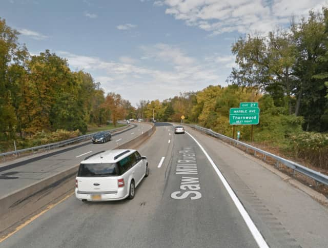 The Saw Mill River Parkway will experience lane closures from exit 27 to exit 30 in Pleasantville and Mount Pleasant.