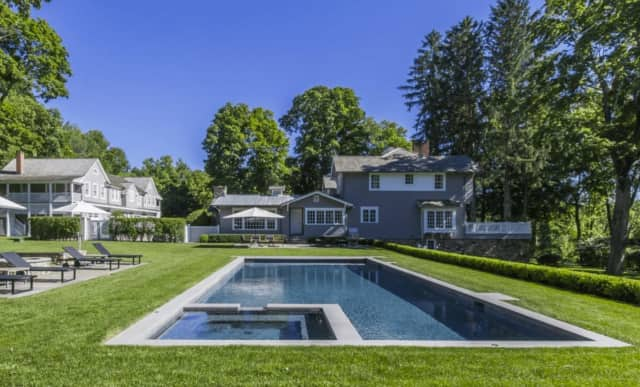 This Ridgefield Estate is on the market for just under $3.9 million.