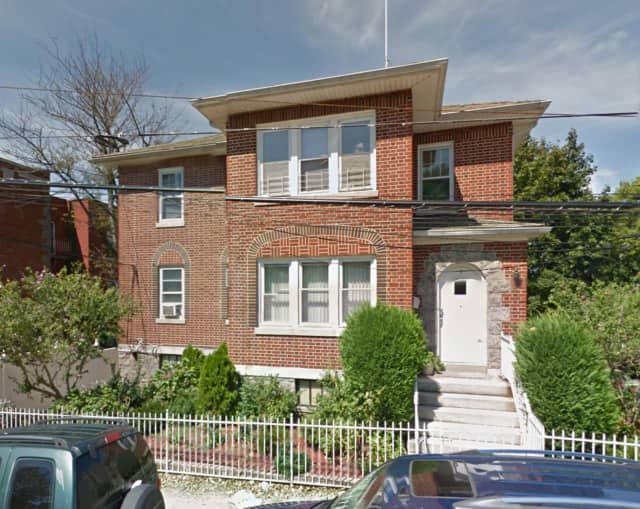 A 54-year-old woman died in a fire at 7 William St., in Yonkers.