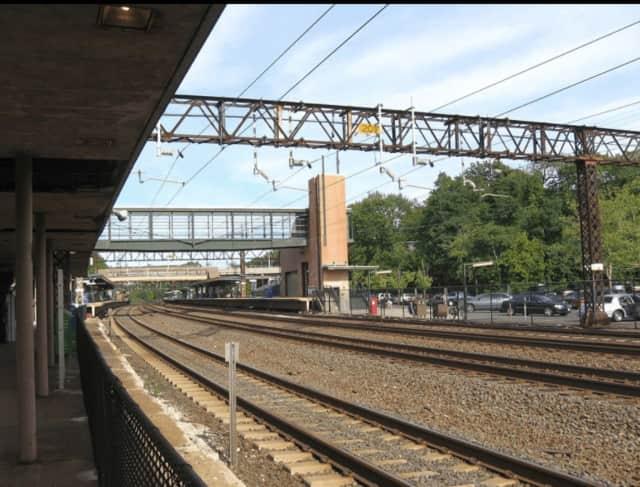Rye Metro-North station