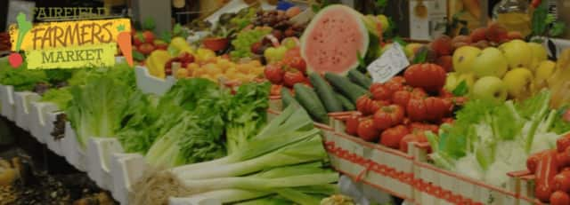 The Fairfield Farmers Market will open downtown on June 17.