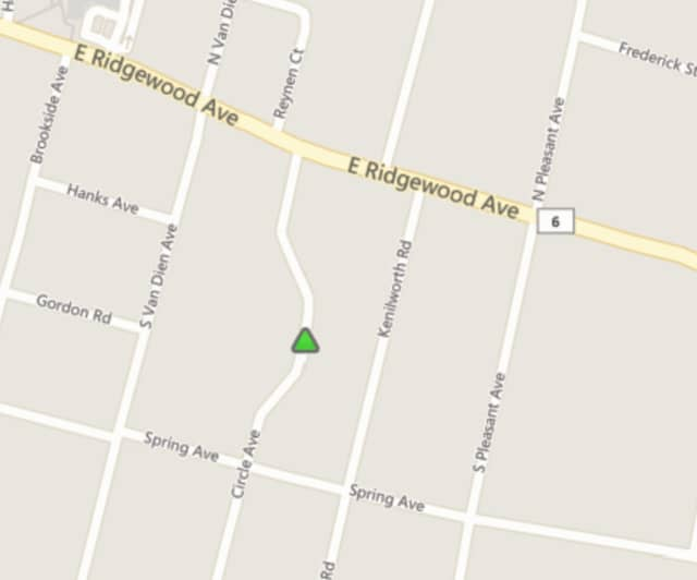 Power outages were reported in Ridgewood Friday.