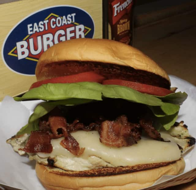 East Coast Burger Company is located on Franklin Avenue in Ridgewood.