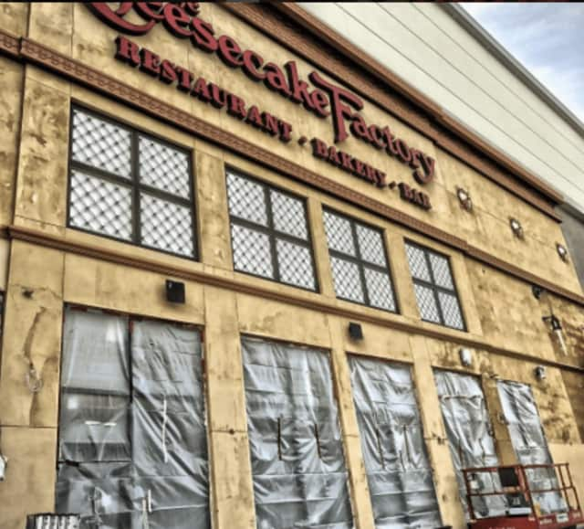 The Cheesecake Factory will soon have a new location at the Riverside Square Mall in Hackensack.