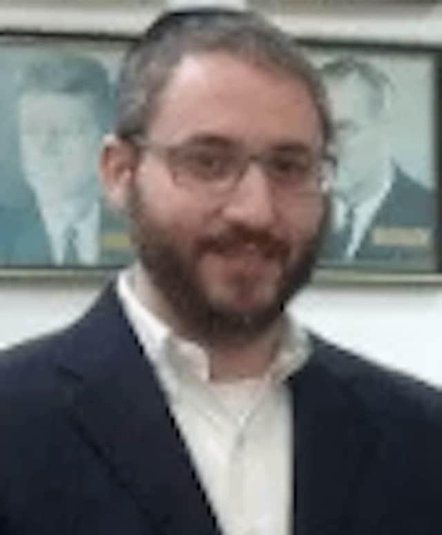 Acting Ramapo Supervisor Yitzchok Ullman
