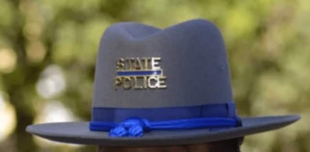 An off-duty Connecticut State Police trooper came to the aid of a woman in labor.
