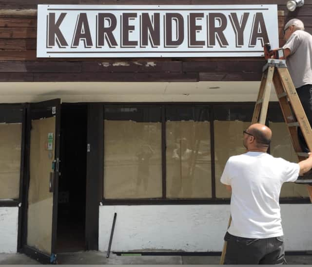 A new Filipino restaurant, Karenderya, is coming to Nyack.