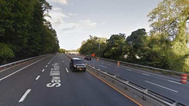 The Saw Mill River Parkway will be temporarily closed overnight next week.