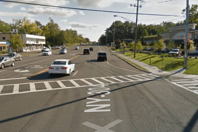 The right-hand lane of Route 304 in Clarkstown will be closed for construction beginning Tuesday, May 30.