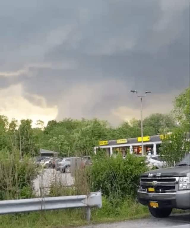 A chance of thunderstorms are in the forecast again for Saturday across Fairfield County.