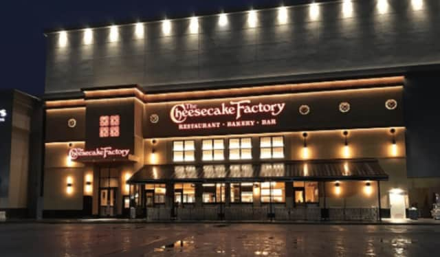 The Cheesecake Factory's new Shops at Riverside location in Hackensack.