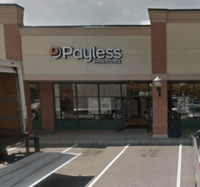 Payless ShoeSource in Lyndhurst.