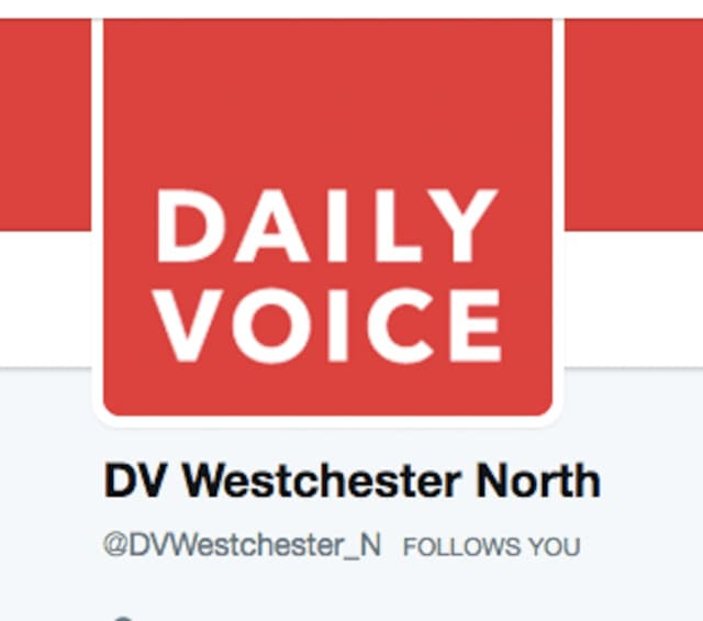 Daily Voice Northern Westchester Twitter feed.