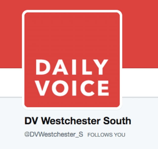 Daily Voice Southern Westchester on Twiiter: @DVWestchester_S.