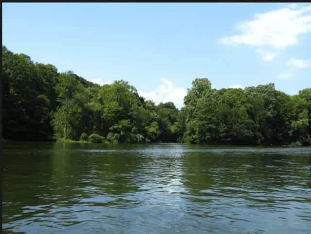 Croton River.