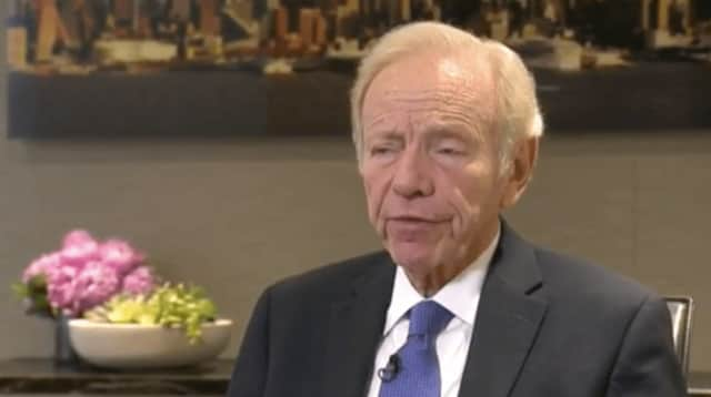 Former U.S. Sen. Joseph LIeberman tells WTNH that he spoke to President Donald Trump for about an hour in the Oval Office about the post as director of the FBI.