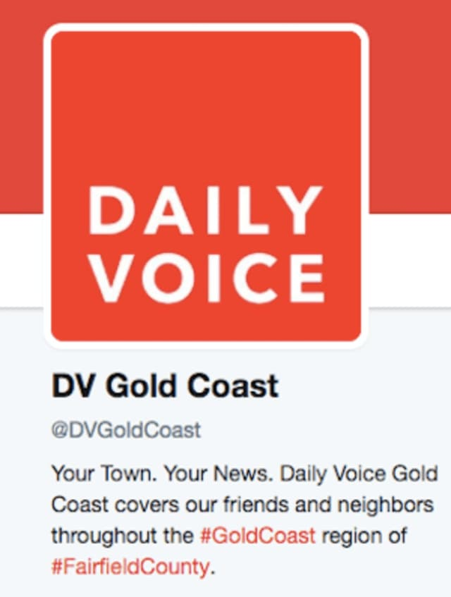 Follow us on Twitter at @DVGoldCoast for the latest news from southern Fairfield County.