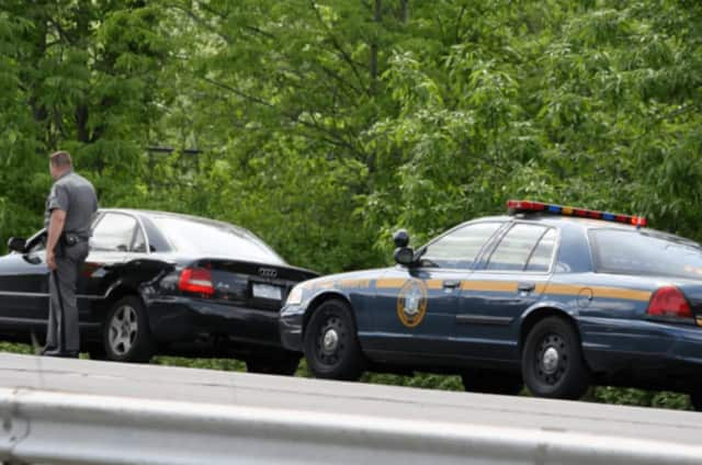 More than 50 drivers were ticketed on Tuesday in Greenburgh.