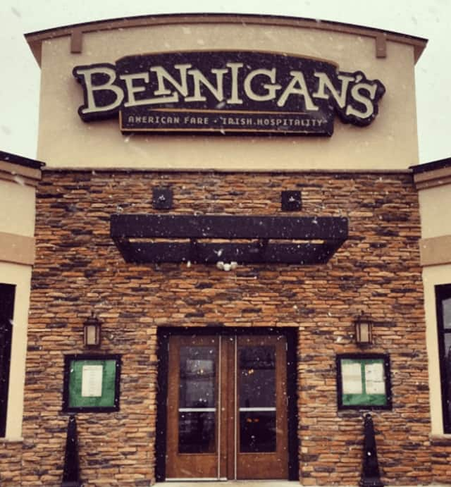 Bennigan's, which reopened in Saddle Brook after a 2013 renovation, has shut its doors.