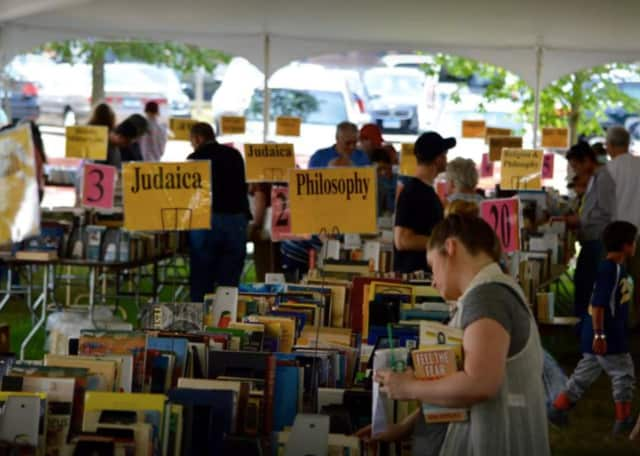 Westport Library is gearing up for its 25th annual book sale.