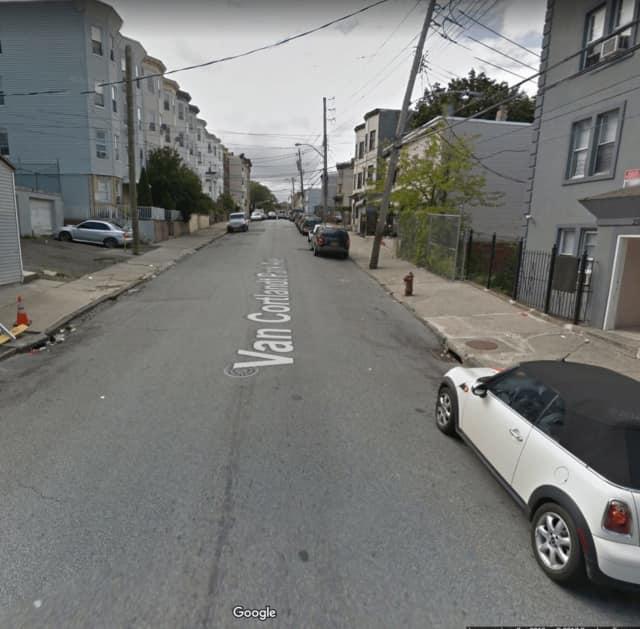 Shots were fired on Van Cortland Park Avenue in Yonkers.