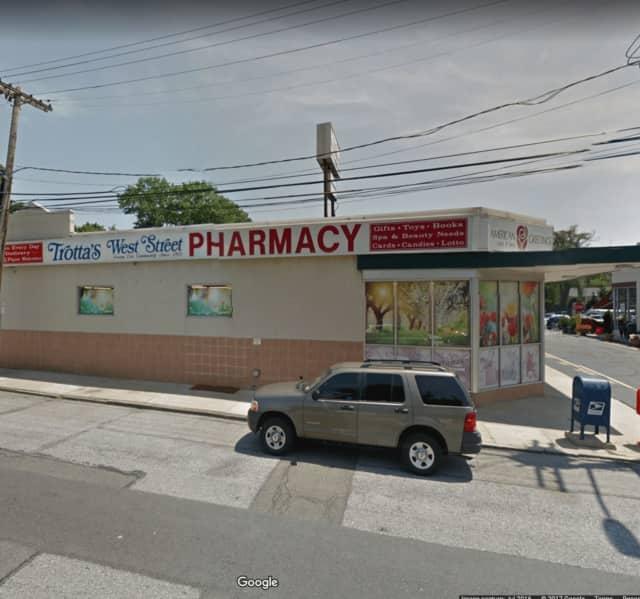 Trotta's West Pharmacy in Harrison.
