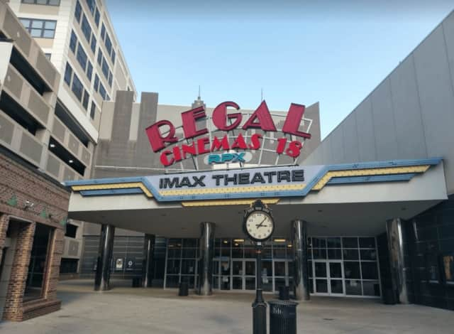New Roc Cinema in New Rochelle.