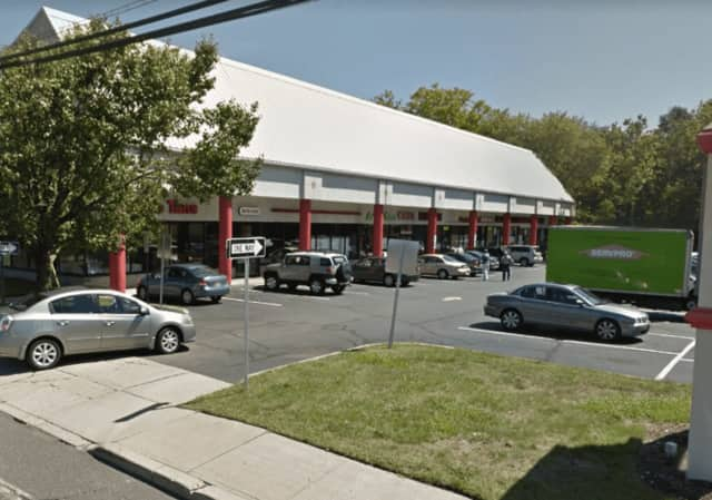 A winning lottery ticket was purchased from a deli in this Hawthorne shopping plaza.