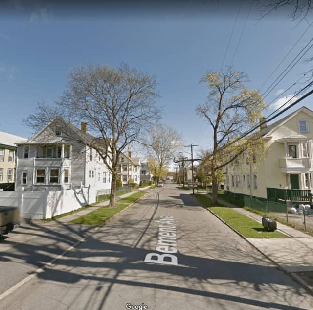 Bemont Avenue in Poughkeepsie.