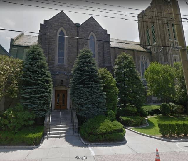 St. Joseph's Church in Bronxville.